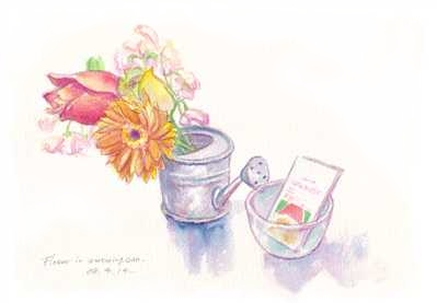 Flower_in_watering_can