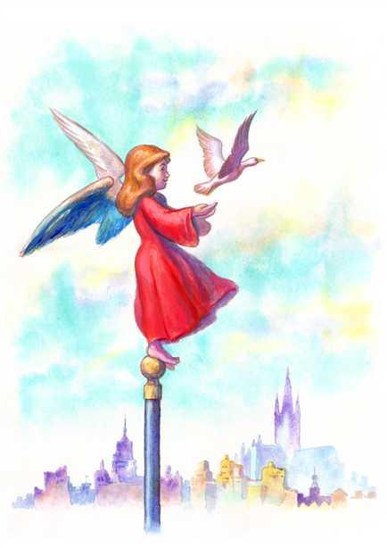 Angel_on_spire